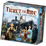 Ticket to ride Rails & Sails_
