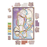 Ticket to Ride Nordic Countries_
