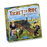 Ticket to ride Nederland_