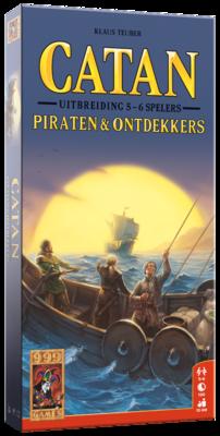 Catan: Piraten & Ontdekkers 5/6 spelers