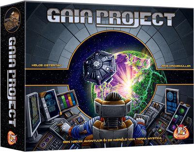 Gaia Project (A Terra Mystica Game)