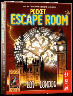 Pocket Escape Room: Het lot van London