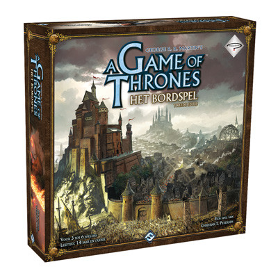 A game of thrones Het Bordspel (Tweede editie)