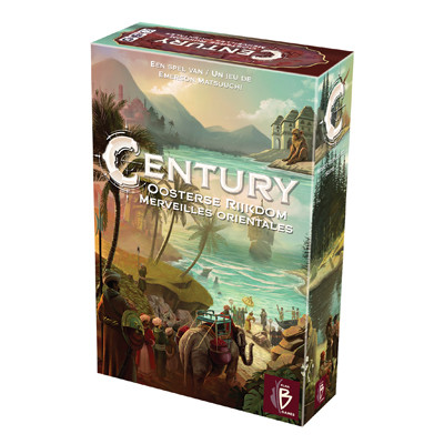 Century - Oosterse Rijkdom (Eastern Wonders)