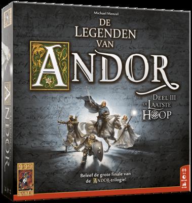 De Legenden van Andor De laatste Hoop