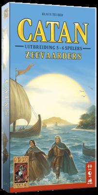 Catan: De Zeevaarders 5/6 spelers