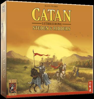 Catan Steden en Ridders