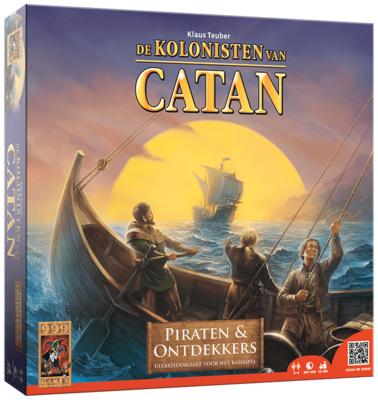 Catan: Piraten en Ontdekkers