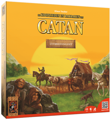 Catan: Kooplieden en Barbaren