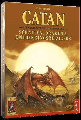 Catan: Schatten, Draken en Ontdekkingsreizigers