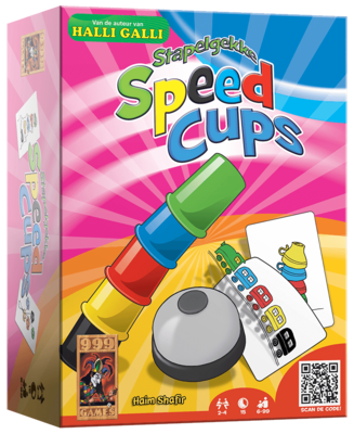 Stapelgekke Speed Cups