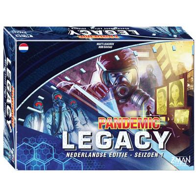 Pandemic Legacy Seizoen 1 - Blauw