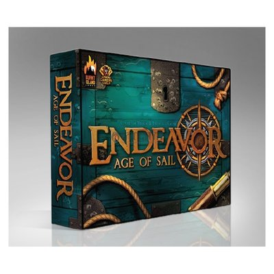 Endeavor Age of Sail 2nd edition