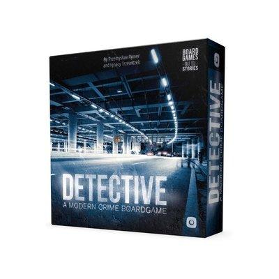 Detective - A modern crime boardgame
