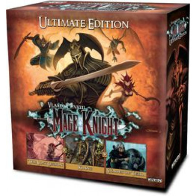 Mage Knights Boardgame Ultimate Edition