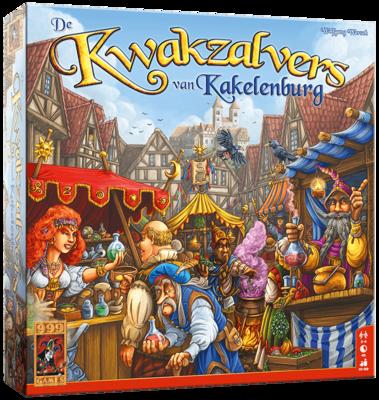De kwakzalvers van Kwakelenburg