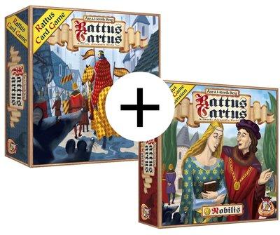 Rattus Cartus met Rattus Nobilis Uitbreiding