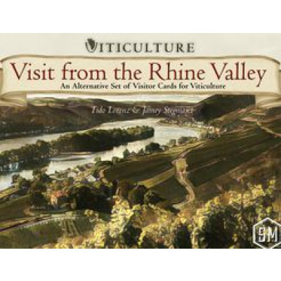 Viticulture Visit from the Rhine Valley