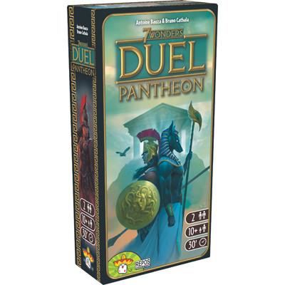 7 Wonders Duel Pantheon Uitbreiding