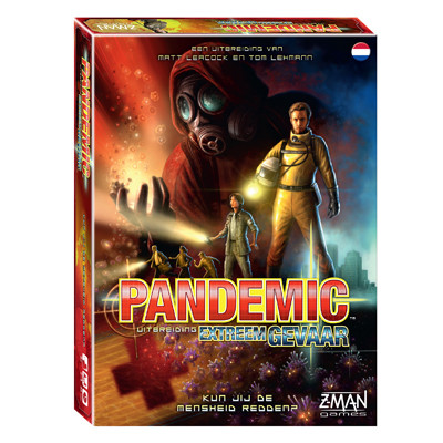 Pandemic Extreem Gevaar (On the Brink)