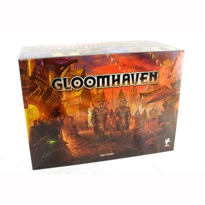 Gloomhaven (beschadigde box)