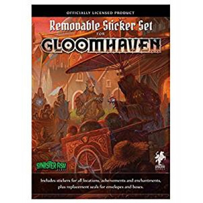 Gloomhaven Removable Sticket Set