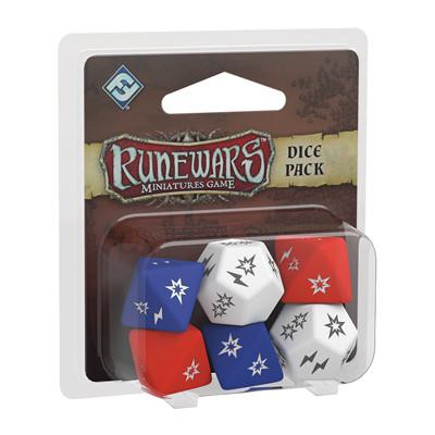 RuneWars Dice Pack