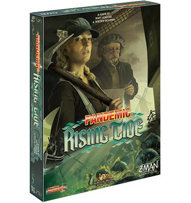 Pandemic Rising Tide Collector's Edition