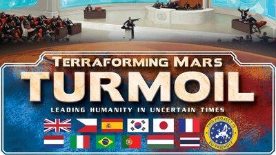 Terraforming Mars Turmoil NL (kickstarter editie) PRE ORDER