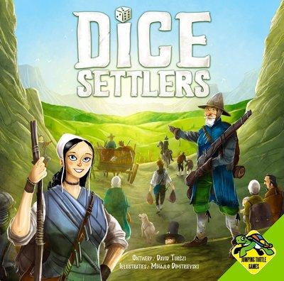 Dice Settlers PRE ORDER