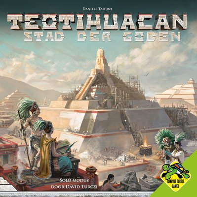 Teotihuacan: Stad der Goden PRE ORDER