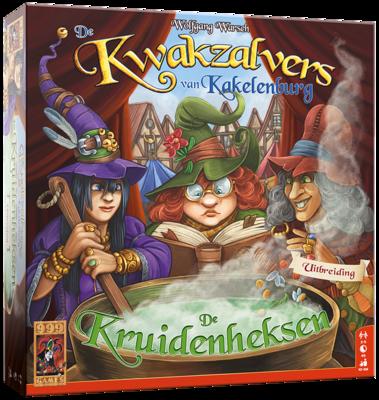 De kwakzalvers van Kwakelenburg De Kruidenheks