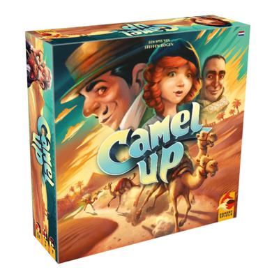 Camel Up NL (tweede editie)