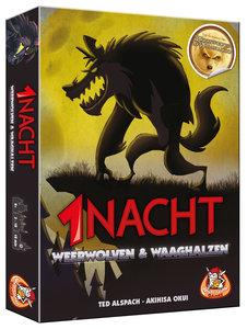 1 Nacht Weerwolven & Waaghalzen (basisspel)