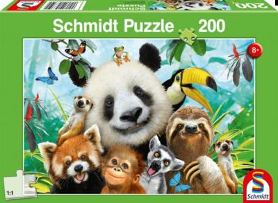 Dieren Plezieren Puzzel