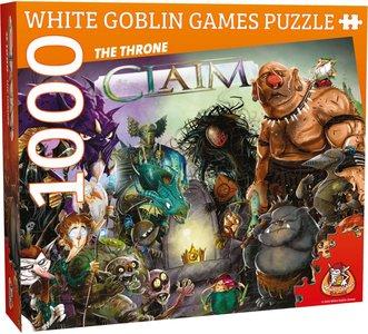 Claim Puzzle: The Throne