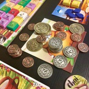 Chai Metal Coins