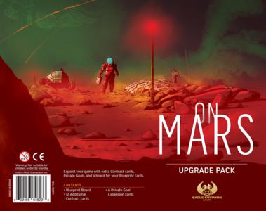 On Mars Upgrade Pack