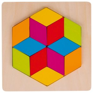 Puzzel diamant - Goki (57736)