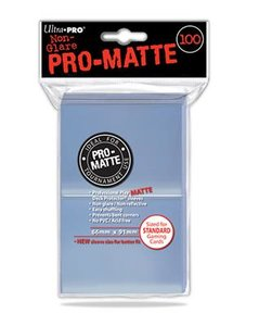 Sleeves Pro Matte Clear (100)