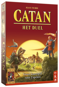 Catan Het duel/ Rivals for Catan
