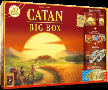 Catan: Big Box Jubileumeditie