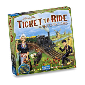 Ticket to ride Nederland