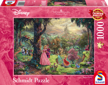 Disney Sleeping Beauty Puzzel