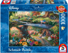 Disney Alice in Wonderland Puzzel