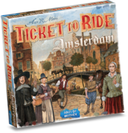 Ticket to Ride Amsterdam PRE ORDER