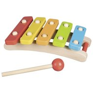Xylophone with 5 tunes