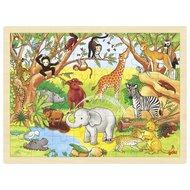 Puzzel Afrika - Goki (57892)