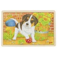 Puzzel, kleine hond - Goki (57482)