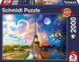 Parijs Dag en Nacht Puzzel_
